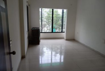 A 2 BHK apartment is available for rent in Laxminagar, Nagpur