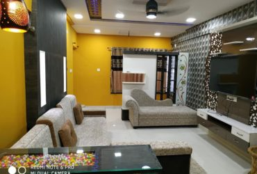 This Fully furnished 1 BHK apartment with 1 bathrooms in Shiv Elite Township in Wardha Road,
