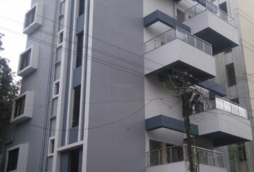 Newly constructed 2bhk flat in centrally located area of shankar nagar.