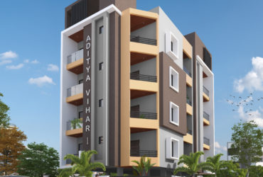 Spacious 2 BHK flats for sale at Datey Layout, Jaitala road, Nagpur