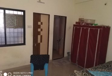 2bhk well maintained semifurnished apartment available for rent at trimurti nagar.