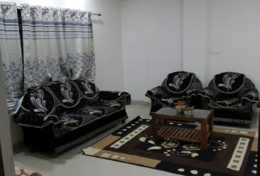 fully furnished 2bhk flat on rent Jai Durga Housing Socity , Manish Nagar.