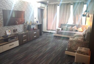 fully furnished 3bhk flat for rent at congress nagar