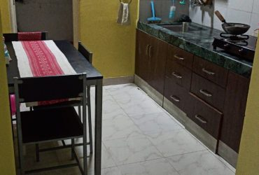 2bhk semi furnished flat for sale at manish nagar