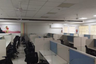 furnished office space  available for rent  at IT PArk , trimurti  nagar
