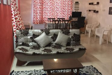 furnished 2bhk apartment available  on rent at ram das peth