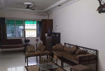 3bhk furnished flat available  on sale at Ramdaspeth