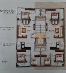 2BHK FLAT FOR SALE AT DEO NAGAR