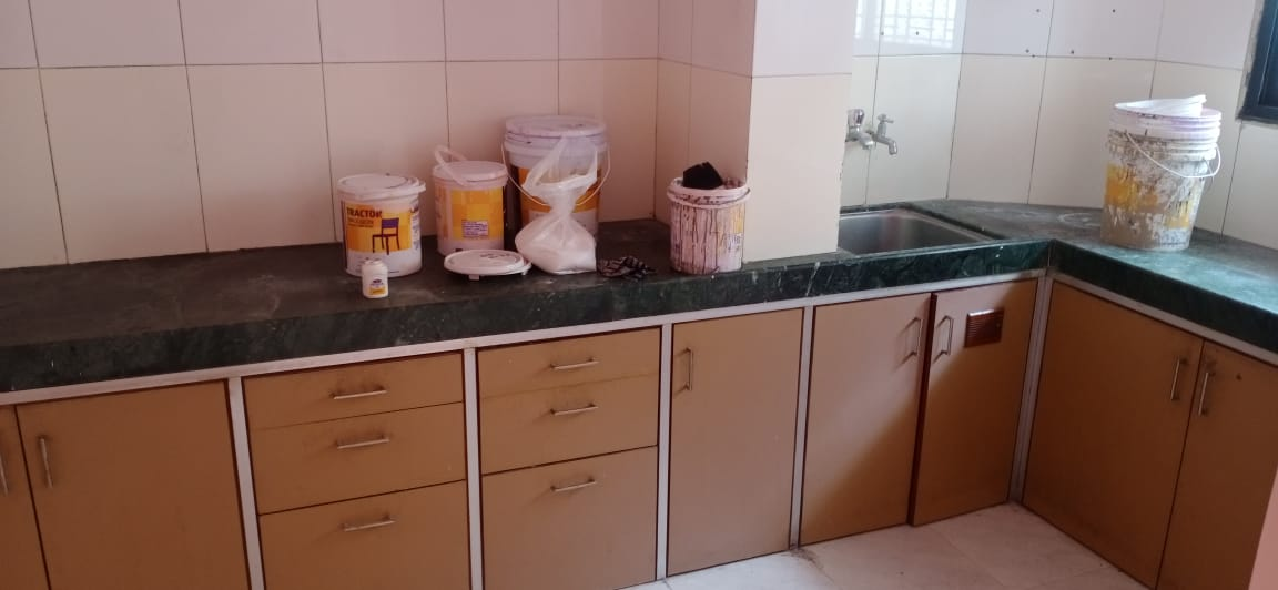 2bhk semifurnished flat available for rent at mate square, it park  nagpur