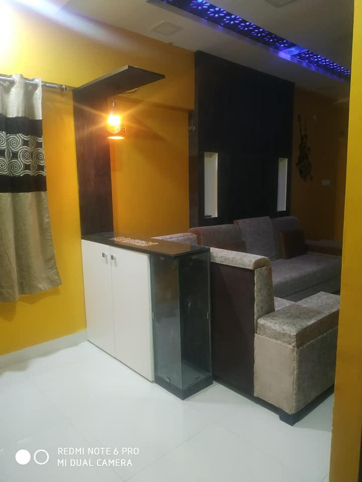 1bhk fully furnished flat available for rent at wardha road, nagpur