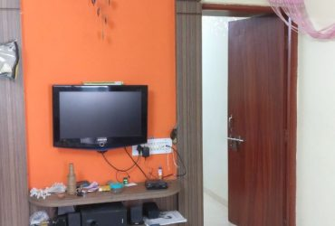 3bhk with furnished flat with Ac & all amenities at trimurti nagar