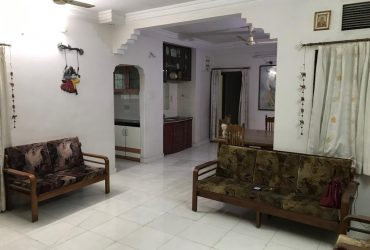 fully furnished 3bhk flat for rent at rahate colony
