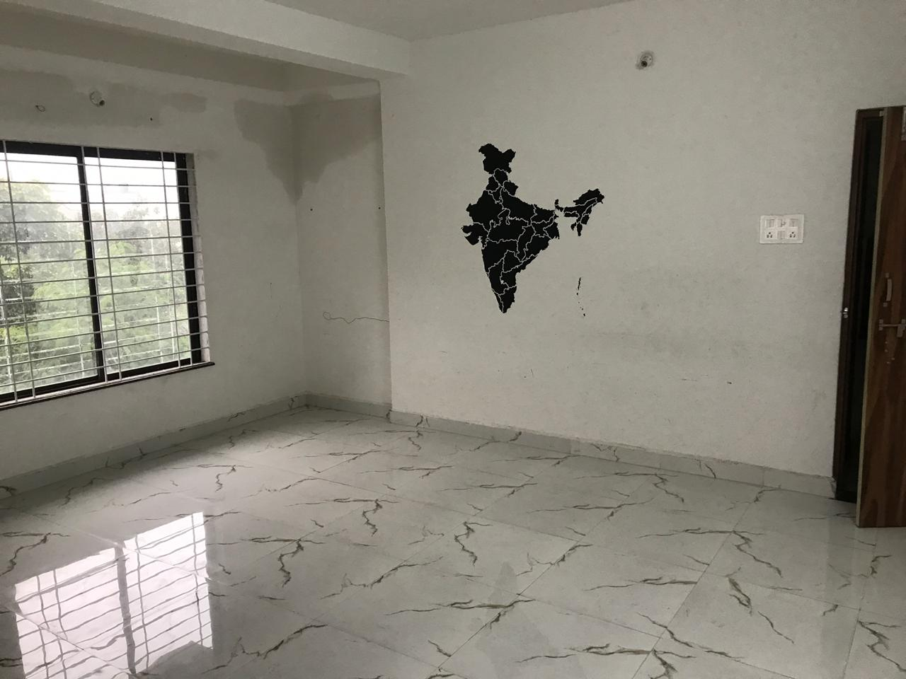 The floor is newly constructed and available for rent for it office, at trimurti nagar