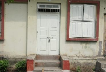 Three rooms in an independent bunglow  for rent