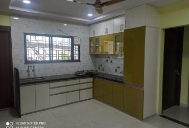 3bhk fully furnished flat for rent at khamla