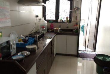 2bhk semi furnished house for rent at khamla