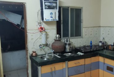 2BHK FLAT FOR SALE AT HINGNA ROAD .