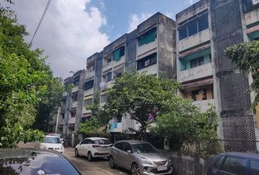 2bhk un furnished  flat for sale in Somalwada